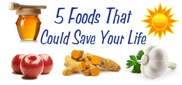 5 Foods That Could Save Your Life