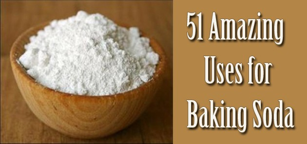 51 Amazing Uses for Baking Soda