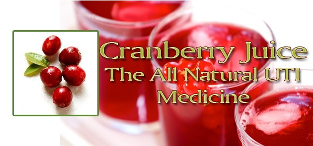 Cranberry Juice – The All Natural UTI Medicine